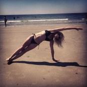 Pilates Sidebend